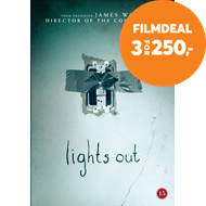 Produktbilde for Lights Out (DVD)