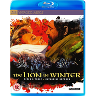 The Lion In Winter (UK-import) (BLU-RAY)