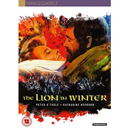 The Lion In Winter (UK-import) (DVD)
