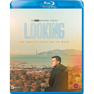 Looking - The Complete Series And The Movie (BLU-RAY)