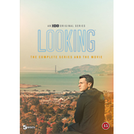 Looking - The Complete Series And The Movie (DVD)