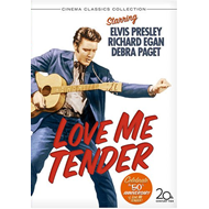Love Me Tender (UK-import) (DVD - SONE 1)