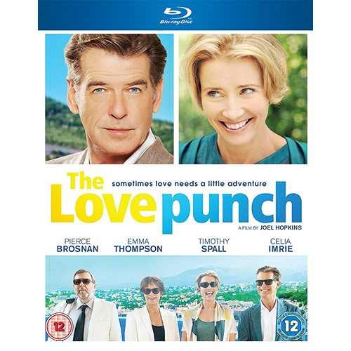 The Love Punch (UK-import) (BLU-RAY)