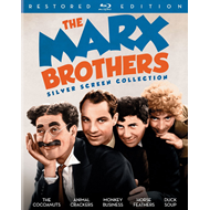 The Marx Brothers Silver Screen Collection (BLU-RAY)
