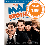 Produktbilde for The Marx Brothers Silver Screen Collection (BLU-RAY)
