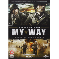 My Way (UK-import) (DVD)
