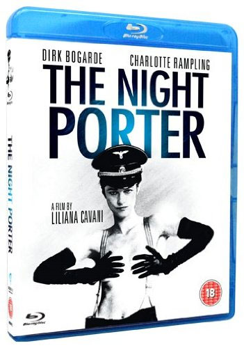 The Night Porter (UK-import) (BLU-RAY)