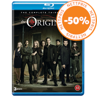 Produktbilde for The Originals - Sesong 3 (BLU-RAY)