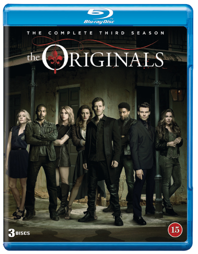 The Originals - Sesong 3 (BLU-RAY)