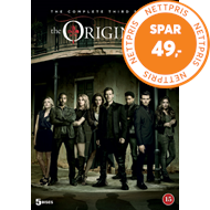 Produktbilde for The Originals - Sesong 3 (DVD)