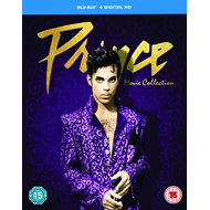 Prince - Movie Collection (UK-import) (BLU-RAY)
