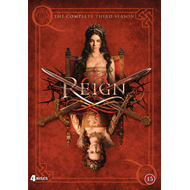 Reign - Sesong 3 (DVD)