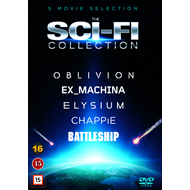 The Sci-Fi Collection (DVD)