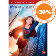 Produktbilde for Supergirl - Sesong 1 (DVD)