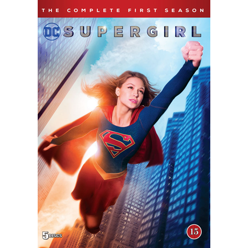 Supergirl - Sesong 1 (DVD)