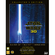 Star Wars: Episode VII - The Force Awakens - Collector's Edition (Blu-ray 3D + Blu-ray)