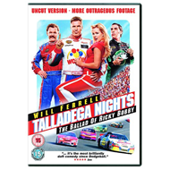 Talladega Nights - The Ballad Of Ricky Bobby (UK-import) (DVD)