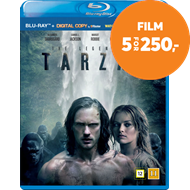 Produktbilde for The Legend Of Tarzan (BLU-RAY)