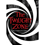 The Twilight Zone - The Complete Series (DVD - SONE 1)