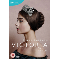 Victoria - Sesong 1 (UK-import) (DVD)