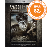 Produktbilde for The Wolf Man - Complete Legacy Collection (BLU-RAY)