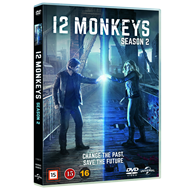12 Monkeys - Sesong 2 (DVD)