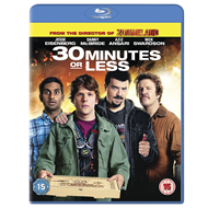 30 Minutes Or Less (UK-import) (BLU-RAY)