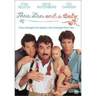 Produktbilde for Three Men And A Baby (DVD - SONE 1)
