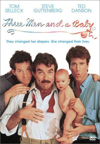 Three Men And A Baby (DVD - SONE 1)