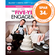 The Five-Year Engagement (UK-import) (BLU-RAY)