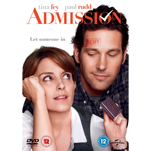 Admission (UK-import) (DVD)