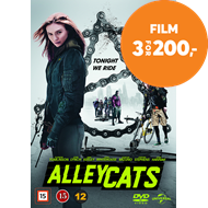 Produktbilde for Alleycats (DVD)