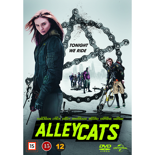 Alleycats (DVD)