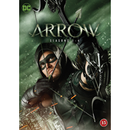 Arrow - Sesong 1 - 4 (DVD)