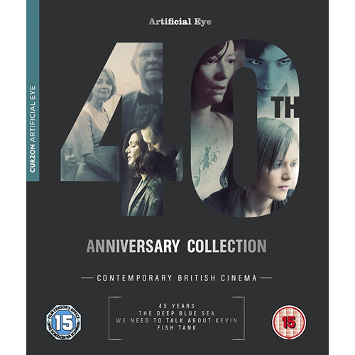 Artificial Eye - 40th Anniversary Collection: Contemporary British Cinema (UK-import) (BLU-RAY)