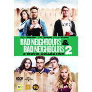 Bad Neighbours 1 & 2 (DVD)