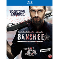 Banshee - The Complete Series (BLU-RAY)
