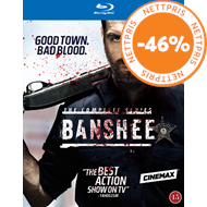 Produktbilde for Banshee - The Complete Series (BLU-RAY)