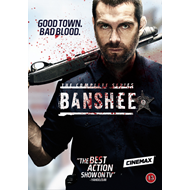 Produktbilde for Banshee - Complete Series (DVD)