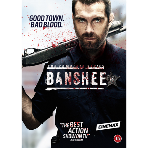 Banshee - Complete Series (DVD)