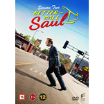 Better Call Saul - Sesong 2 (DVD)