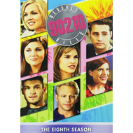 Produktbilde for Beverly Hills 90210 - Sesong 8 (DVD - SONE 1)