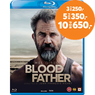 Produktbilde for Blood Father (BLU-RAY)