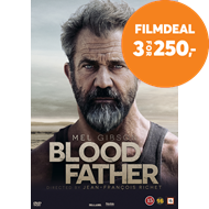 Produktbilde for Blood Father (DVD)