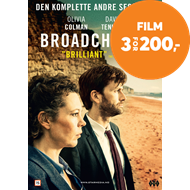 Broadchurch - Sesong 2 (DVD)