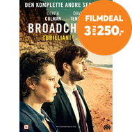 Produktbilde for Broadchurch - Sesong 2 (DVD)