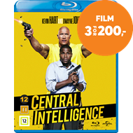 Produktbilde for Central Intelligence (BLU-RAY)