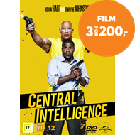 Produktbilde for Central Intelligence (DVD)