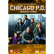 Chicago P.D. - Sesong 3 (DVD)