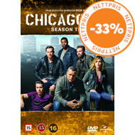 Produktbilde for Chicago P.D. - Sesong 3 (DVD)